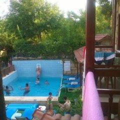 Tuana Hotel Турция, Сиде - отзывы, цены и фото номеров - забронировать отель Tuana Hotel онлайн бассейн фото 3