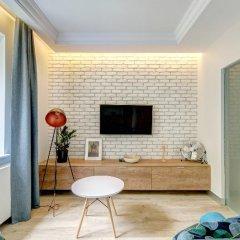 Отель Dom & House Apartament Lawnicza Гданьск комната для гостей
