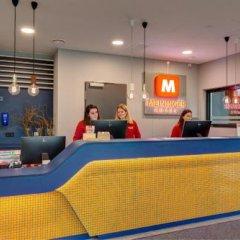Отель MEININGER Hotel Munich Olympiapark Германия, Мюнхен - отзывы, цены и фото номеров - забронировать отель MEININGER Hotel Munich Olympiapark онлайн интерьер отеля фото 3
