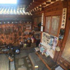 Отель Sitong Hanok Guesthouse Jongno комната для гостей фото 5