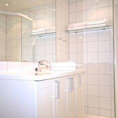 Апартаменты Stavanger Small Apartments - City Centre ванная фото 2