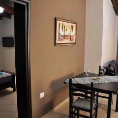 Отель Villa Qendra Албания, Ксамил - отзывы, цены и фото номеров - забронировать отель Villa Qendra онлайн удобства в номере