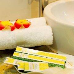 Hoang Ngoc My Hotel ванная фото 2