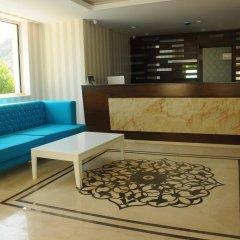 Marcan Resort Hotel интерьер отеля