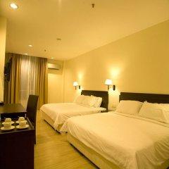 Отель De Garden Hotel, Butterworth Малайзия, Баттерворт - отзывы, цены и фото номеров - забронировать отель De Garden Hotel, Butterworth онлайн комната для гостей фото 2
