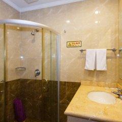Отель New King Lion Mansion ванная