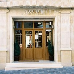 Отель Азкот Азербайджан, Баку - 2 отзыва об отеле, цены и фото номеров - забронировать отель Азкот онлайн вид на фасад фото 2