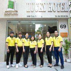 Lucky Hotel 69 Ханой помещение для мероприятий