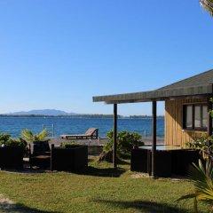 Отель Bora Bora Ecolodge пляж фото 2