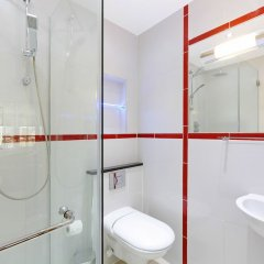 Отель Baker Street Suites Великобритания, Лондон - отзывы, цены и фото номеров - забронировать отель Baker Street Suites онлайн ванная фото 2
