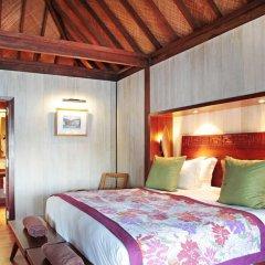 Отель Sofitel Bora Bora Marara Beach Resort Французская Полинезия, Бора-Бора - отзывы, цены и фото номеров - забронировать отель Sofitel Bora Bora Marara Beach Resort онлайн комната для гостей фото 3