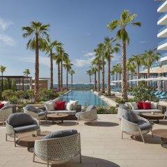 Отель Mandarin Oriental Jumeira, Dubai ОАЭ, Дубай - отзывы, цены и фото номеров - забронировать отель Mandarin Oriental Jumeira, Dubai онлайн бассейн фото 3