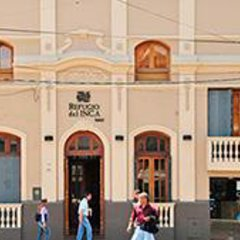 Hotel Refugio del Inca 0