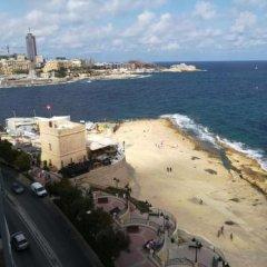 Отель De Redin Court пляж фото 2