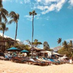 Отель Eden Beach Villas Самуи пляж фото 2