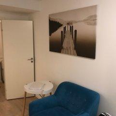 Апартаменты Nordic Host - Waldemars Hage 4 - Studio сейф в номере