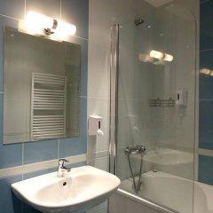 Апартаменты BLVD Apartments ванная