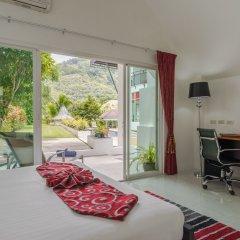 Отель Villa Nap Dau комната для гостей фото 2