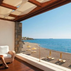 Отель Grand Resort Lagonissi балкон