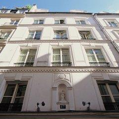 Отель Hôtel Des Canettes Франция, Париж - отзывы, цены и фото номеров - забронировать отель Hôtel Des Canettes онлайн вид на фасад