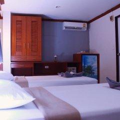Отель The Little Mermaid Guesthouse & Restaurant комната для гостей фото 5