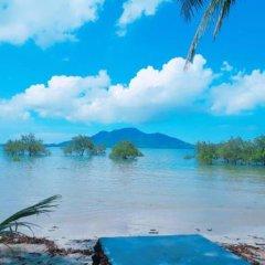 Отель Siboya Bungalows Таиланд, Краби - отзывы, цены и фото номеров - забронировать отель Siboya Bungalows онлайн пляж фото 2