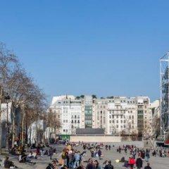 Отель Veeve Beautiful Loft on Rue Quincampoix Париж
