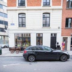 Апартаменты Royal Apartments Botanique Брюссель городской автобус