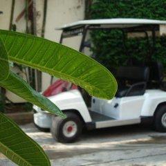 Отель Floral Shire Resort парковка