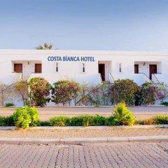 Отель Costa Bianca Otel - All Inclusive парковка