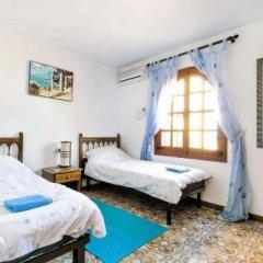 Отель Casa Verde Oliva Costa Blanca Испания, Олива - отзывы, цены и фото номеров - забронировать отель Casa Verde Oliva Costa Blanca онлайн комната для гостей фото 4
