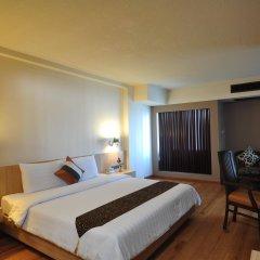 Отель Euro Grande Бангкок комната для гостей фото 2