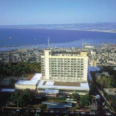Отель Dan Carmel Хайфа пляж
