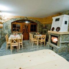 Отель Salamandra Косцелиско питание