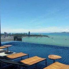 Отель Centric Sea Condo Паттайя бассейн фото 2