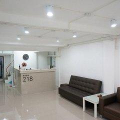 Отель Room 218 - Dorm For Rent - Adults Only Бангкок интерьер отеля