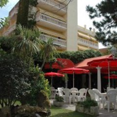 Отель Hostal Gallet Испания, Курорт Росес - отзывы, цены и фото номеров - забронировать отель Hostal Gallet онлайн помещение для мероприятий фото 2