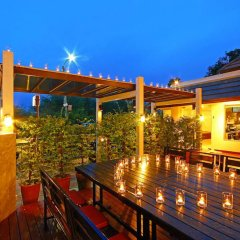 Отель Floral Shire Resort балкон