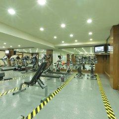 Отель Golden Parnassus Resort & Spa - Все включено фитнесс-зал фото 3