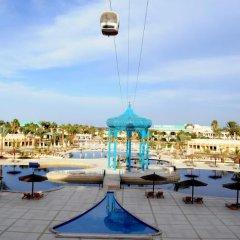 Отель Golden Paradise Aqua Park City фитнесс-зал фото 4