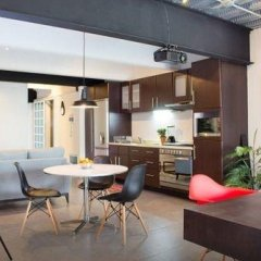 Отель Trendy Suite With Terrace in Polanco Мехико гостиничный бар