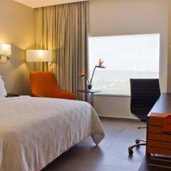 Отель Fiesta Inn Cancun Las Americas Мексика, Канкун - 1 отзыв об отеле, цены и фото номеров - забронировать отель Fiesta Inn Cancun Las Americas онлайн комната для гостей фото 5
