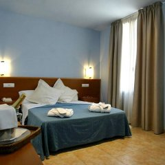 Отель Comtes de Queralt Испания, Санта-Колома-де-Керальт - отзывы, цены и фото номеров - забронировать отель Comtes de Queralt онлайн комната для гостей фото 2