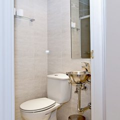 Отель Apartamentos Fomento 25 ванная