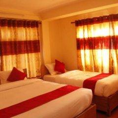 Отель Mountain Backpackers Hostel Непал, Катманду - отзывы, цены и фото номеров - забронировать отель Mountain Backpackers Hostel онлайн комната для гостей фото 3