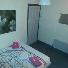 Отель Albert Guest House Лондон комната для гостей