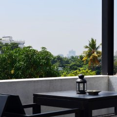 Rockwell Colombo Hotel балкон