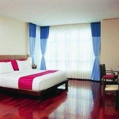 Pattaya Discovery Beach Hotel комната для гостей фото 2