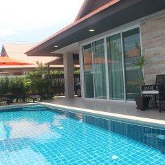 Отель The Ville Pool Villa Jomtien бассейн фото 2