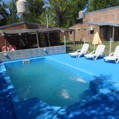 Отель Amanecer En Cuyo Вейнтисинко де Майо бассейн фото 2